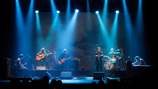 "Banda Tributo a Genesis viene con el ""Seconds Out"" tour"