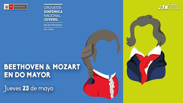 Sinfónica Juvenil presenta Beethoven y Mozart en Do mayor