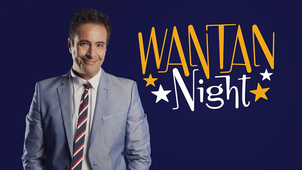 Estuvimos en Wantan Night por Movistar TV